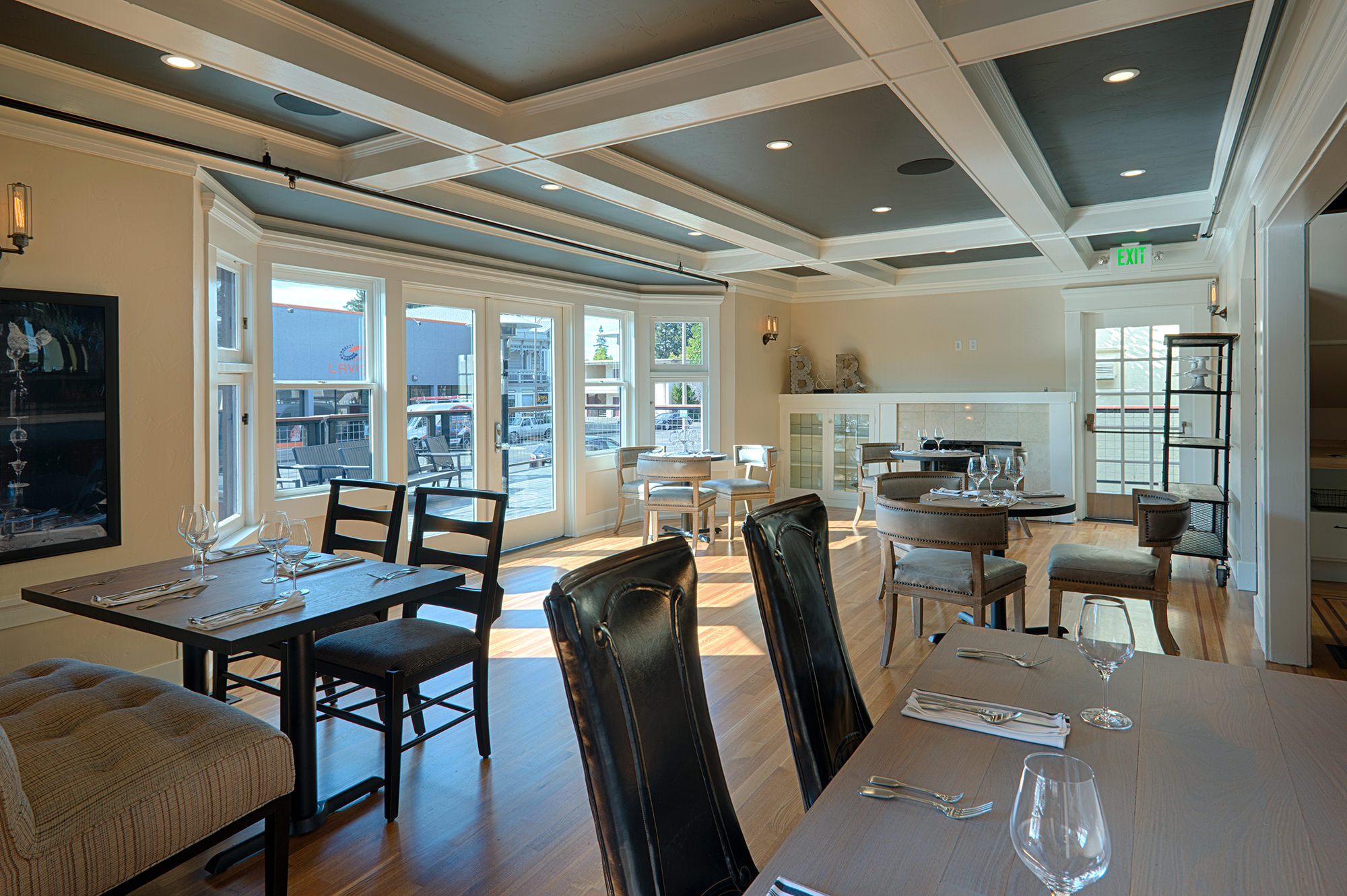 Bird & The Bottle Restaurant - a General Contractor Project in Santa Rosa, CA