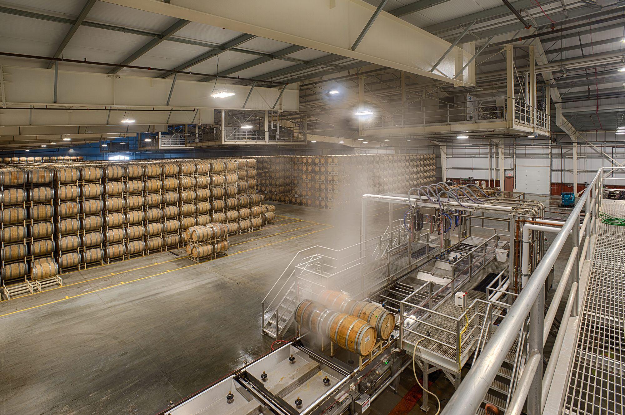 Kendall Jackson Wine Storage Monterey