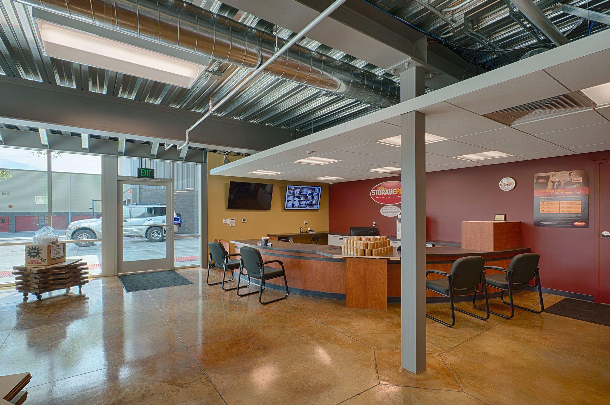 Storage Pro interior Santa Rosa