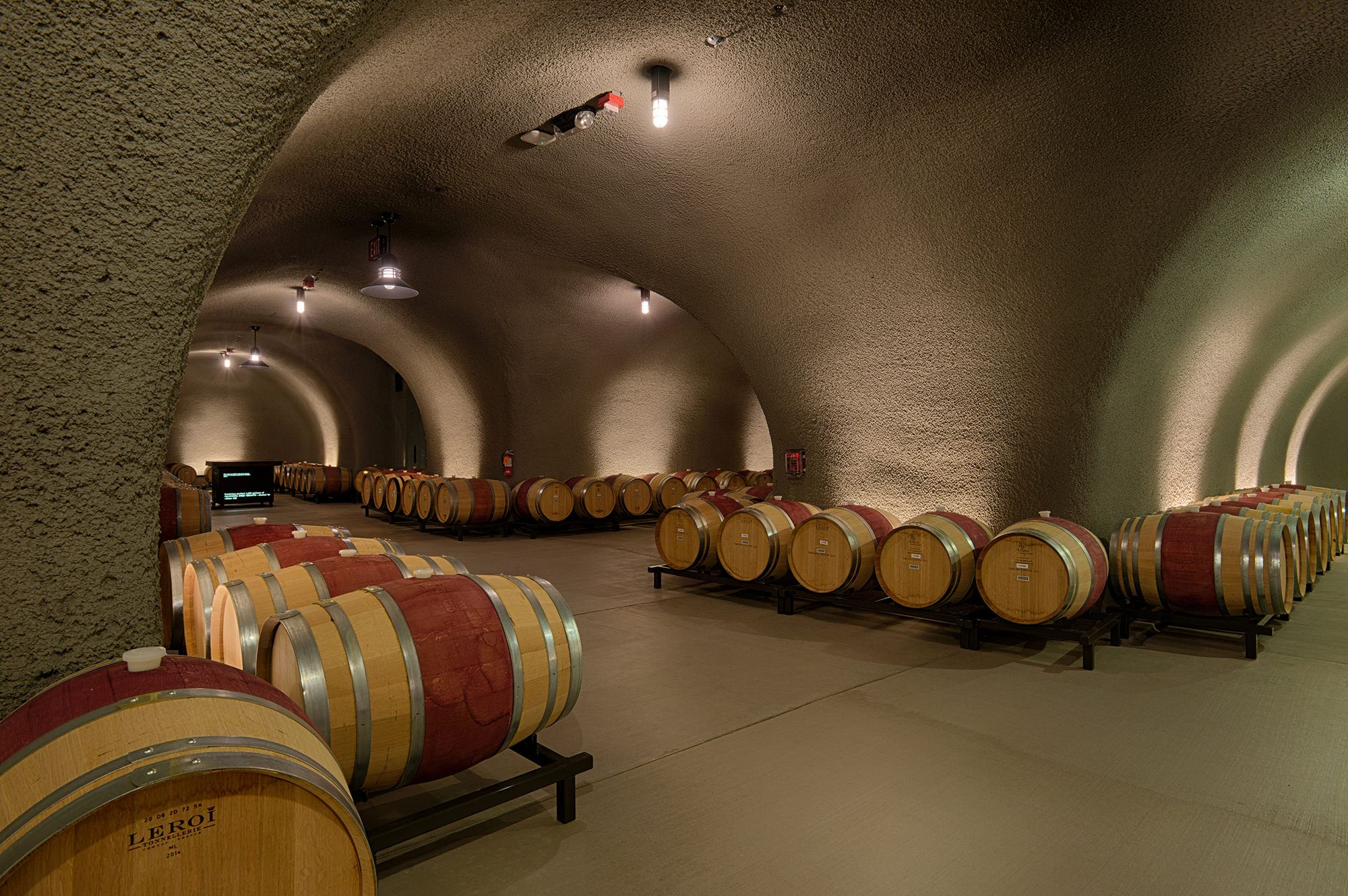 Trinchero Family Estate Wine Caves