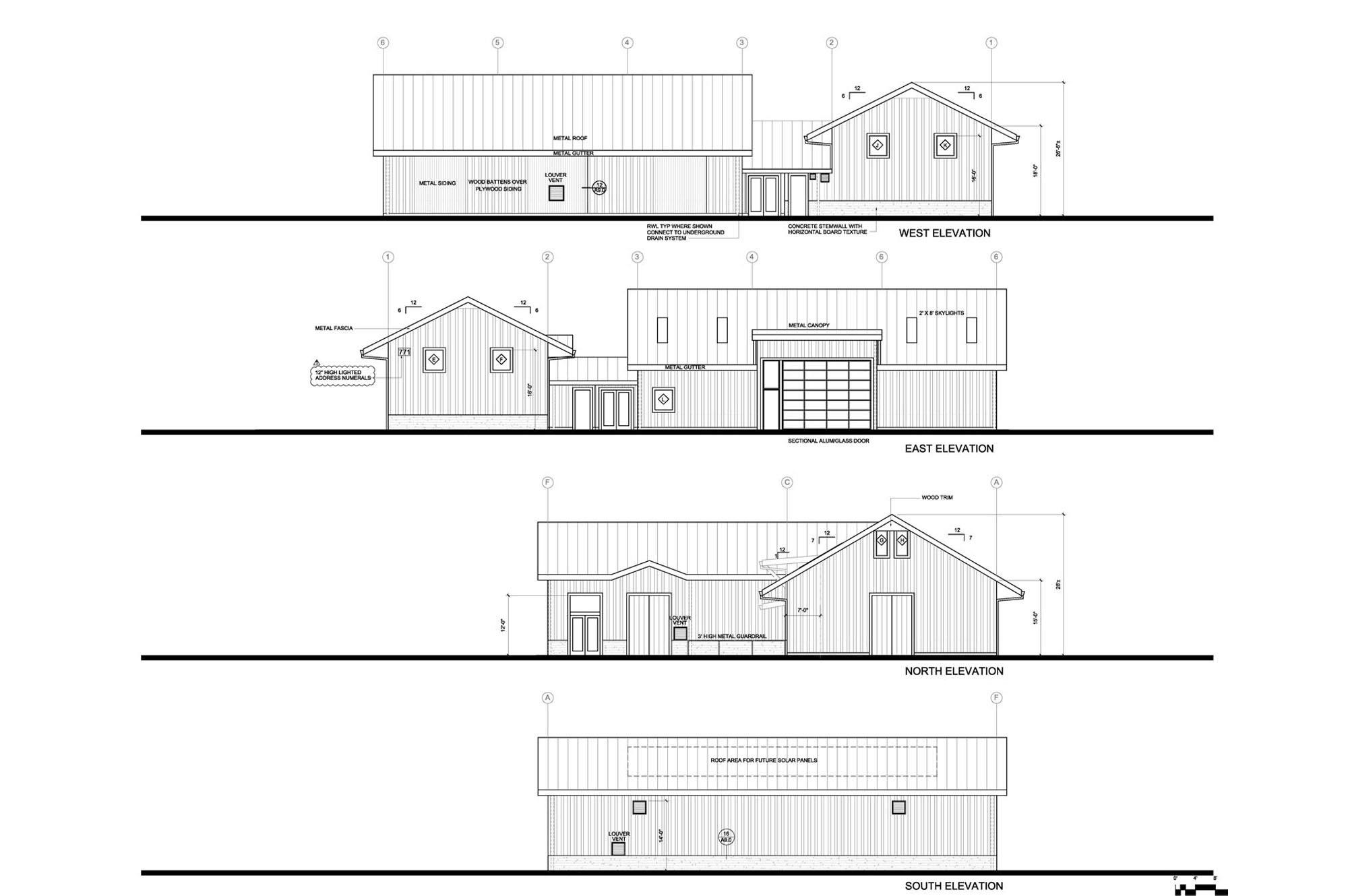 Dakota Shy Winery Construction Plans