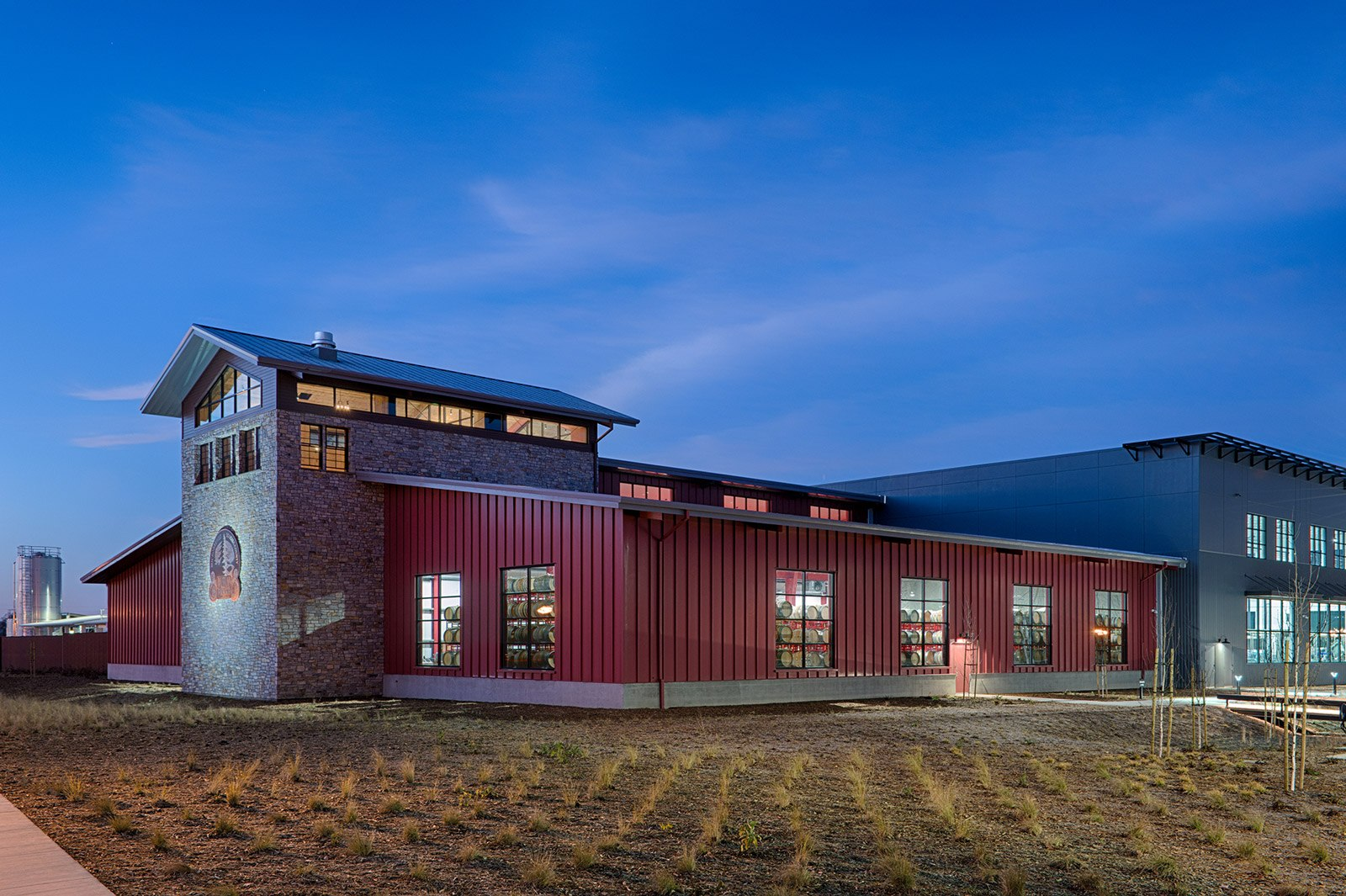 Russian River Brewing Co. - Brewery Construction  Facility
